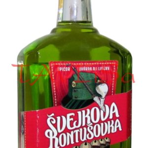 Švejkova Kontušovka 40% 0,5l Apicor