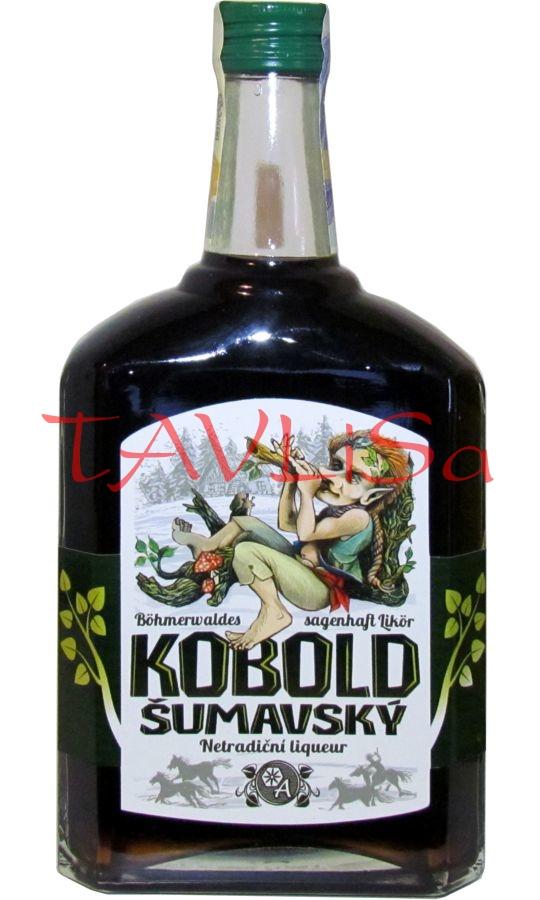 Kobold šumavský 35% 0,5l Apicor