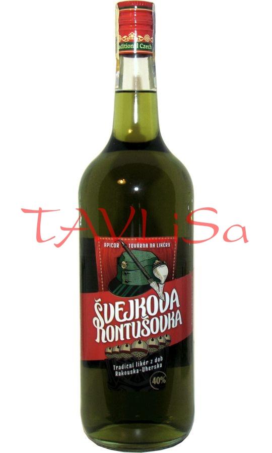 Švejkova Kontušovka 40% 1l Apicor