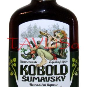 Kobold šumavský 35% 0,2l Apicor Placatice