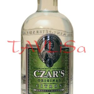 Vodka Czars Original Citron 40% 0,7l