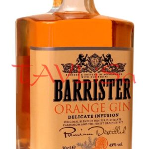 Gin Orange Barrister 43% 0,7l Ladoga