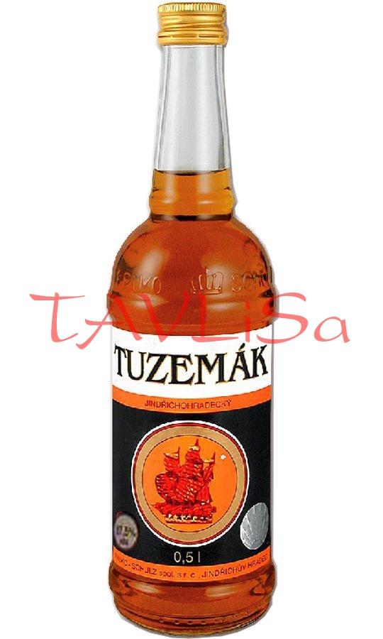 Rum tuzemák Fruko 37,5% 0,5l