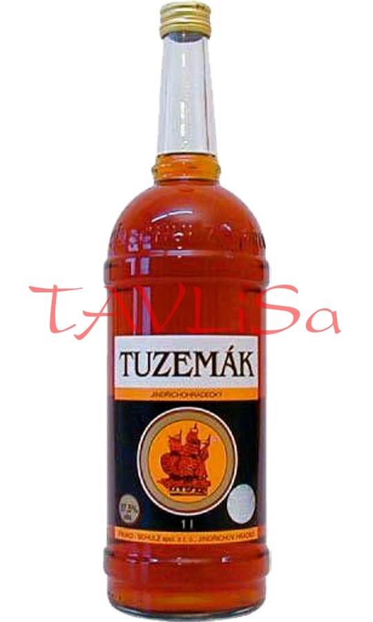 Rum tuzemák Fruko 37,5% 1l