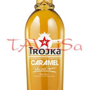 Trojka Caramel Vodka Liqueur 24% 0,7l etik2