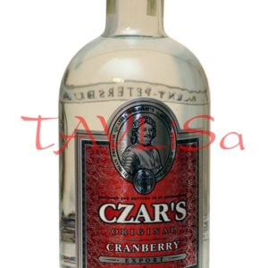 Vodka Czars Original Cranberry 40% 0,7l