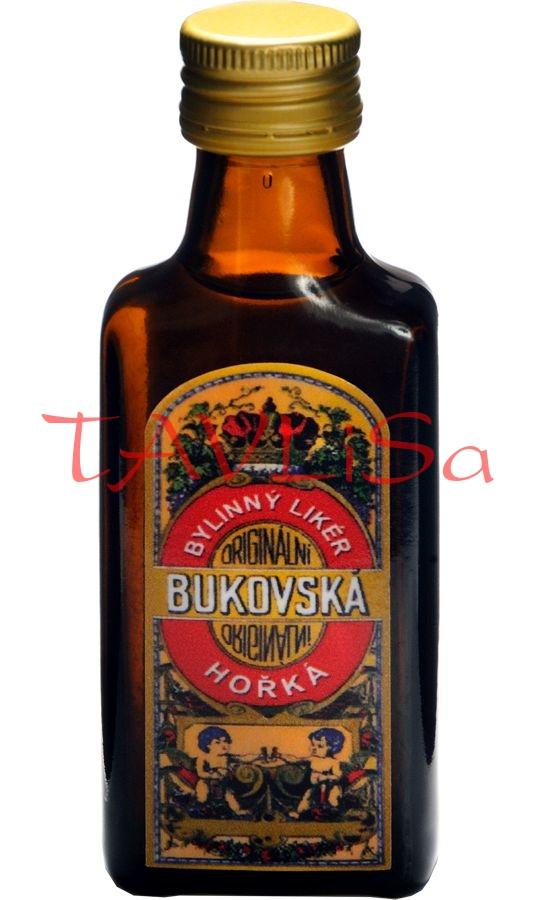 Bukovská Hořká 32% 40ml miniatura
