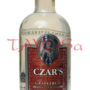 Vodka Czars Original Grapefruit 40% 0,7l