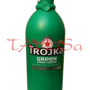 Trojka Green Vodka Liqueur 17% 0,7l