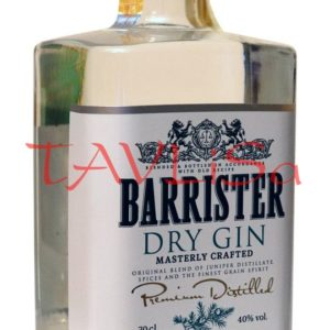Gin Dry Barrister 40% 0,7l Ladoga